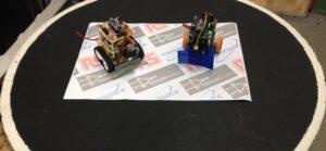 Avancée de la compétition Sumobot